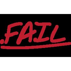 .fail