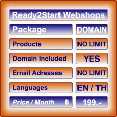 Ready2Start Webshop DOMAIN