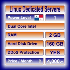 Offshore Dedicated Linux Servers Level 1