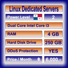 Offshore Dedicated Linux Servers Level 2