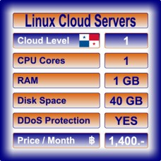 Offshore Linux Cloud Servers Level 1