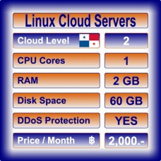 Offshore Linux Cloud Servers Level 2
