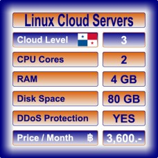 Offshore Linux Cloud Servers Level 3