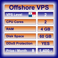 Offshore VPS Level 2