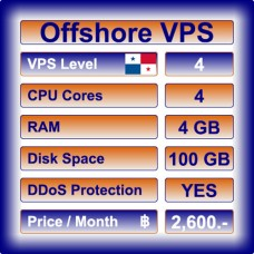 Offshore VPS Level 4