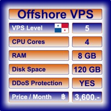 Offshore VPS Level 5