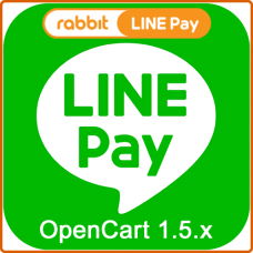 Line Pay for OC 1.5.x