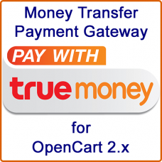 TrueMoney for OpenCart 2.x