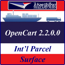 Thailand Post: Int'l Parcel Surface OC2.2.0.0