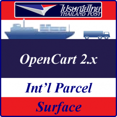 Thailand Post: Int'l Parcel Surface OC2.x