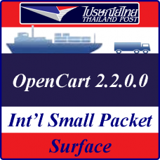 Thailand Post: Int'l Small Packet Surface OC2.2.0.0