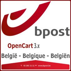 bpost Belgium OC 3.x